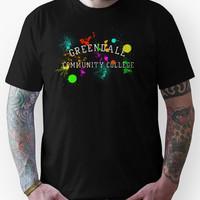 Greendale Community College Paintball Unisex T-Shirt