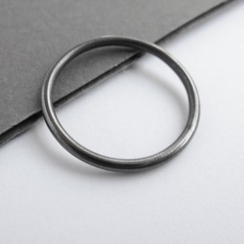 CIJ 10% Off - Simple Ring, sterling silver stacking ring, minimalist stackable rings