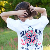 Simply Southern Tee - Turtle