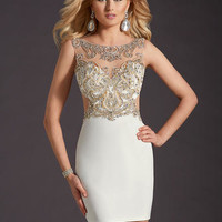 Clarisse 2671 Clarisse Classics Prom Dresses, Evening Dresses and Homecoming Dresses   McHenry   Crystal Lake IL