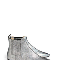 Nappa Leather Star Pixie Boot
