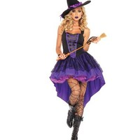 Broomstick Babe Adult Womens Costume – Spirit Halloween