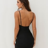 Buy Our Bondi Dress in Black Online Today! - Tiger Mist