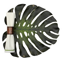 Monstera Leaf Placemat - Set of 4 | Best Selling | Collections | Z Gallerie
