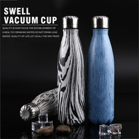 Swell Coke Bottle Creative Insulation Cup 17 oz