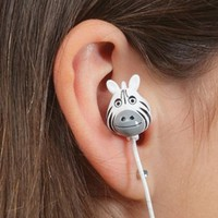 Hog Wild Zoo Ear Buds - Elephant