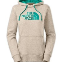 The North Face Women's Half Dome Hoodie Oatmeal XS