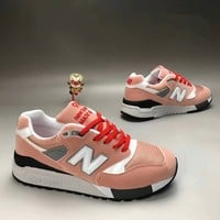 """New Balance 998"" Women Sport Casual N Words Multicolor Retro Sneakers Running Shoes"