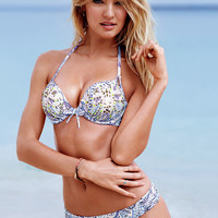 The Gorgeous Add-2-Cups Halter - Beach Sexy - Victoria's Secret