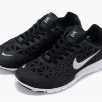 """NIKE"" Women's Trending Fashion Casual Dark Black Sports Shoes"