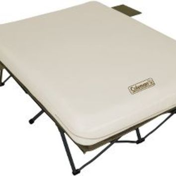 Coleman® Cot with Air Bed – Queen : Cabela's