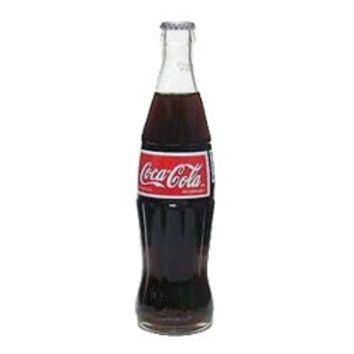 Mexican Coke Coca Cola in Glass Bottles:: BeveragesDirect.com