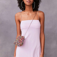 Silence + Noise Thin Strap A-line Dress - Urban Outfitters