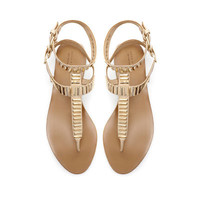 SANDAL WITH METAL DETAIL - Shoes - Woman - ZARA United States