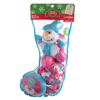 Grreat Choice® PetHoliday™ Snowman Value Pack Dog Toy