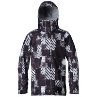 Quiksilver Mission Insulated Snowboard Jacket - Men's