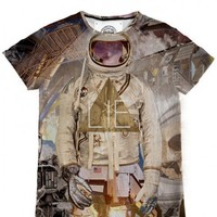 Astroel' Digital Print Tee by Youreyeslie.com Online store> Shop the collection