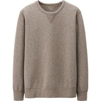 MEN SWEAT LONG SLEEVE SHIRT | UNIQLO