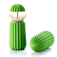Essey Cactus Toothpick Holder - Style # ES-CACT, Modern Bar Accessories, Contemporary Bar Accessories, Alessi, Iittala at SWITCHmodern.com