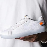 NIKE & OFF-WHITE AIR Sneakers Shoes White Shoes for Men and Women F-ADD-MRY