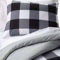 Checkered Buffalo Comforter Set - Pillowfort™