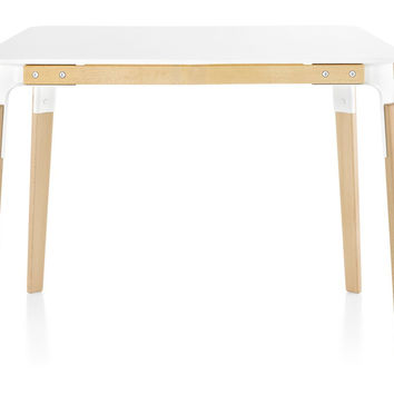 steelwood square table