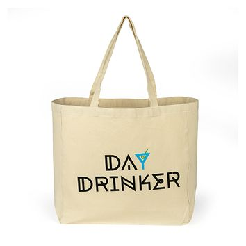 Shopping Tote Bag - Day Drinker