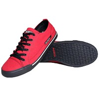 Macbeth - Matthew Blood Red & Black Shoes