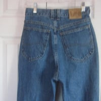 Vintage Lee Jeans, Hipster Mom Jeans, High Waisted Jeans, Grunge Denim, Womens 10 Petite, High Waist 29, Blue Jeans 80s 90s - Edit Listing - Etsy