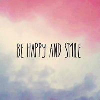 Smile, you're beautiful.