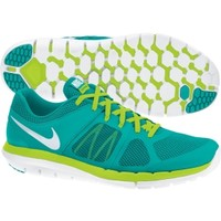 Nike Women's Flex Run 2014 Running Shoe - Turbo Green/Lime | DICK'S Sporting Goods