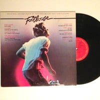 Vinyl Album Footloose Original Motion Picture Soundtrack LP Record Eighties Kevin Bacon