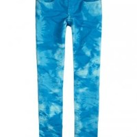 Super Skinny Colored Dye Effect Jeans | | Shop Justice