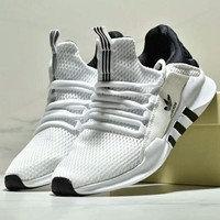 Adidas EQT SUPPORT New fashion network sports women men shoe White
