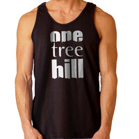 One Tree Hill For Mens Tank Top Fast Shipping For USA special christmas ***