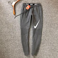 NIKE Woman Men Fashion Running Sport Pants Trousers Sweatpants