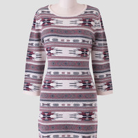 Over The Creek Sweater Dress
