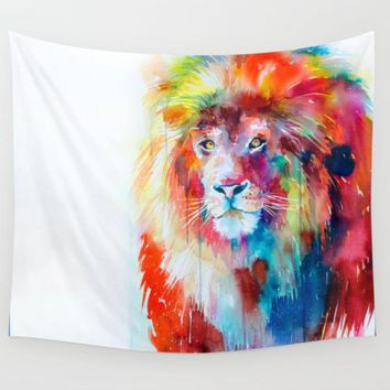 Drop Shipping New Arrival Lion Elephant Tapestry India Wall Hanging Home Decoration Tapestries Flowers Boho Printed Blankets