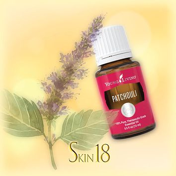 Patchouli Essential Oil Single