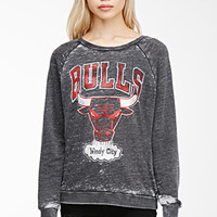 Bulls Windy City Sweatshirt