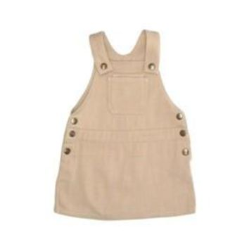 Bamboo Baby Pinafore Dress
