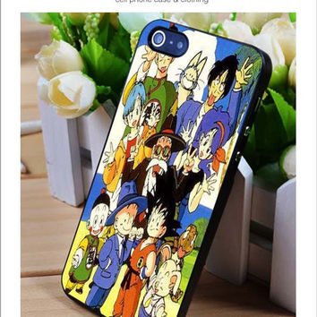 Dragon Ball Family iPhone for 4 5 5c 6 Plus Case, Samsung Galaxy for S3 S4 S5 Note 3 4 Case, iPod for 4 5 Case, HtC One for M7 M8 and Nexus Case