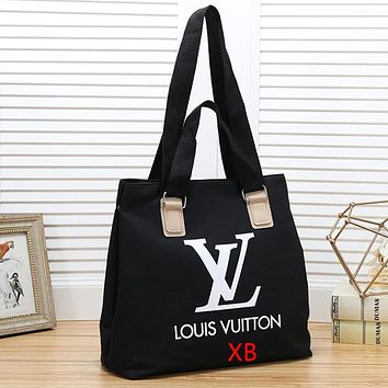 Louis Vuitton LV Women Fashion Leather Shopping Bag Tote Satchel Shoulder Bag