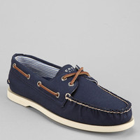 Urban Outfitters - Sperry Top-Sider 2-Eye Canvas Boat Shoe