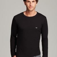 Armani Pure Cotton Lounge Tee