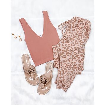 Be Yourself Tank - ROSE