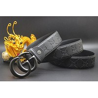 Gucci Belt Men Women Fashion Belts 504138