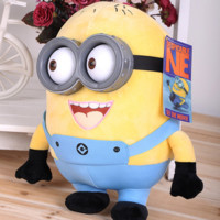 "7"" Minion Despicable Me Doll Soybeans Plush"