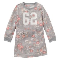 Carter's French Terry Floral Nightgown - Girls