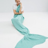 Club L Night Mermaid Blanket at asos.com